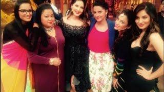 Comedy Nights Bachao Sunny Leone - Mastizaade Special Episode