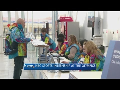 Olympic Internship Offers UT Student A Global Perspective