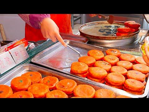 Xian Street Food (China) - Persimmon Donuts