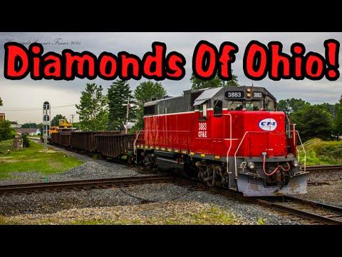 Railroad Diamonds Of Ohio!