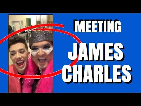 MEETING JAMES CHARLES THE TRUTH thumbnail