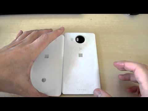Lumia 950 vs Lumia 950 XL