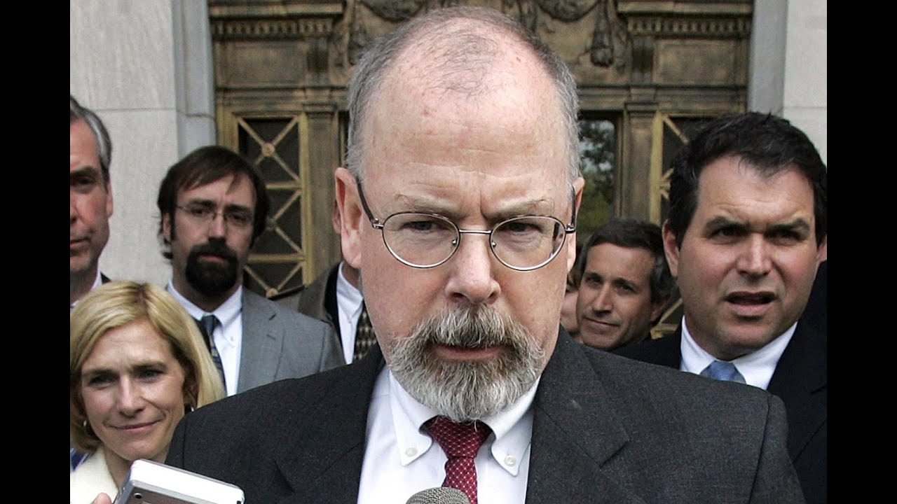 John Durham probe largely focused on FBI report