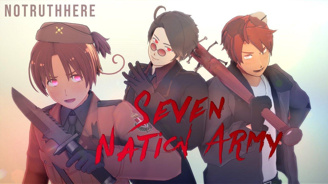 【Hetalia/APH MMD PV】Seven Nation Army《🕸🎃𝕳𝖆𝖑𝖑𝖔𝖜𝖊𝖊𝖓 𝕾𝖕𝖊𝖈𝖎𝖆𝖑!🎃🕸》