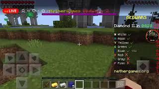 gioco alla 1.16!! live minecraft nome: Michael8337