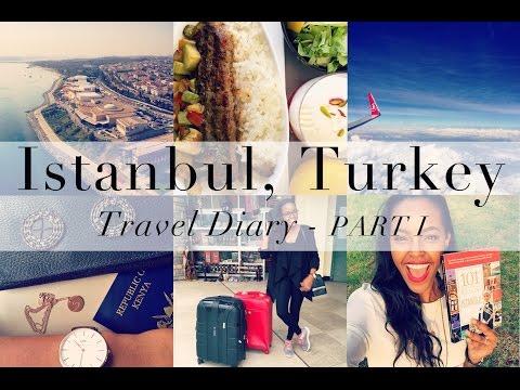Istanbul, Turkey Vlog |  Part I