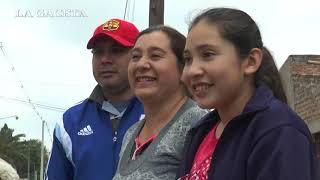 Vanesa Jiménez se ganó el auto 0 Km de LA GACETA