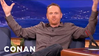 Bill Burr Hates Boston Mascots & Campfire Songs - CONAN on TBS