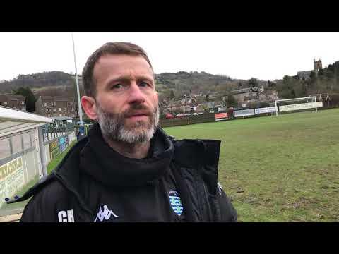 INTERVIEW   Chris Hardy Post-Matlock Town