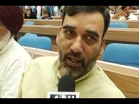 Delhi Transport Minister Gopal Rai wants to quit post