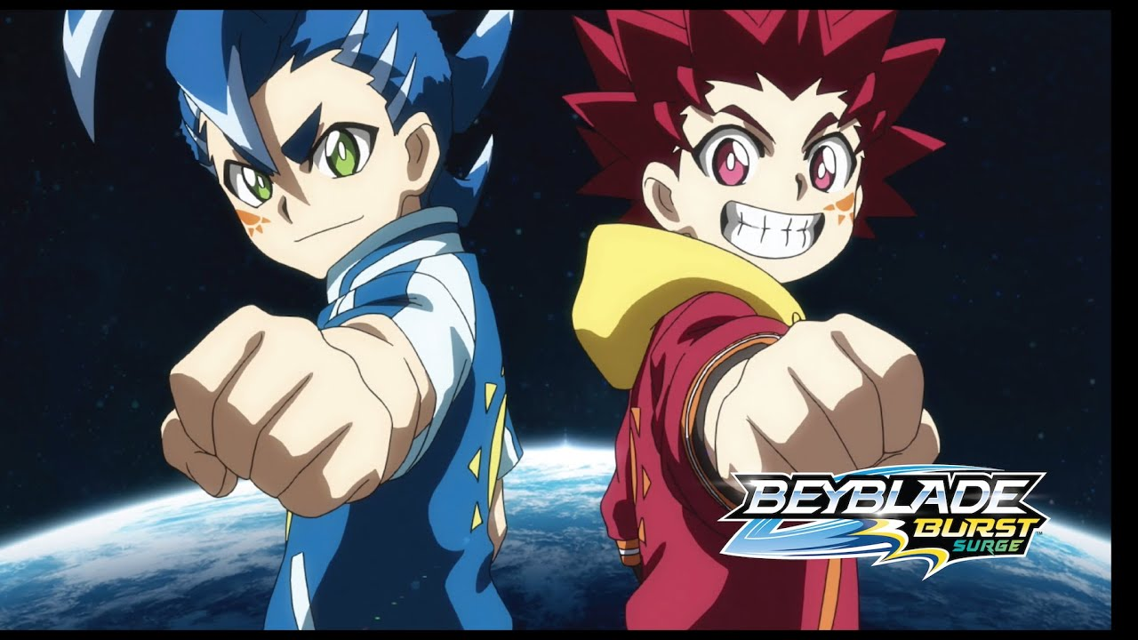 Download Beyblade Burst SURGE: We Got The Spin - Official Music Video