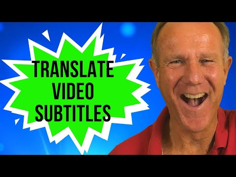 How To Translate YouTube Videos To English Subtitles Or Other Languages