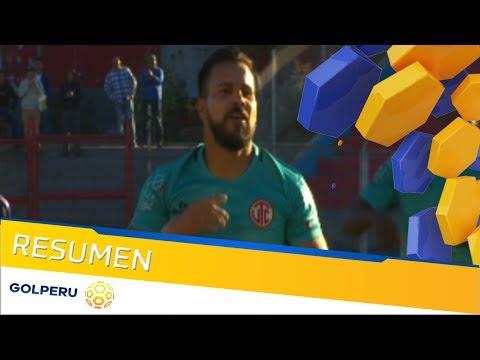 Resumen - UTC vs. Sport Rosario (2-1)