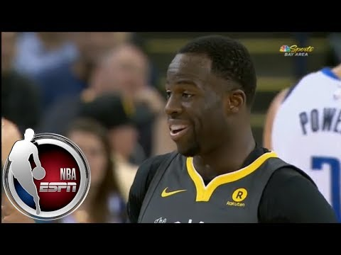 Draymond Green gets T'd up hours after Steve Kerr says he wants Warriors to cut down on techs | ESPN