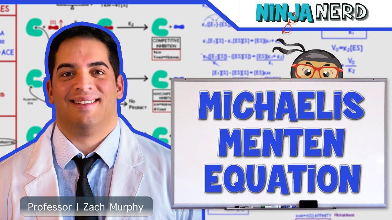 Download Biochemistry   Michaelis Menten Equation