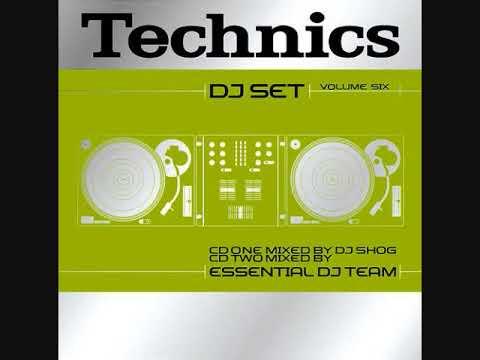 Technics DJ Set Volume Six - CD1 Mixed By DJ Shog