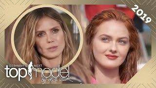 Heidi mega genervt: Ist Vanessa zu selbstbewusst? | GNTM 2019 | ProSieben