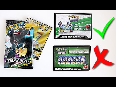 How to get an GX in Pokemon Cards