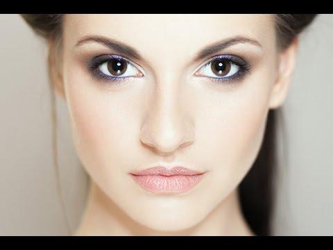 Универсальный макияж на выпускной 2014