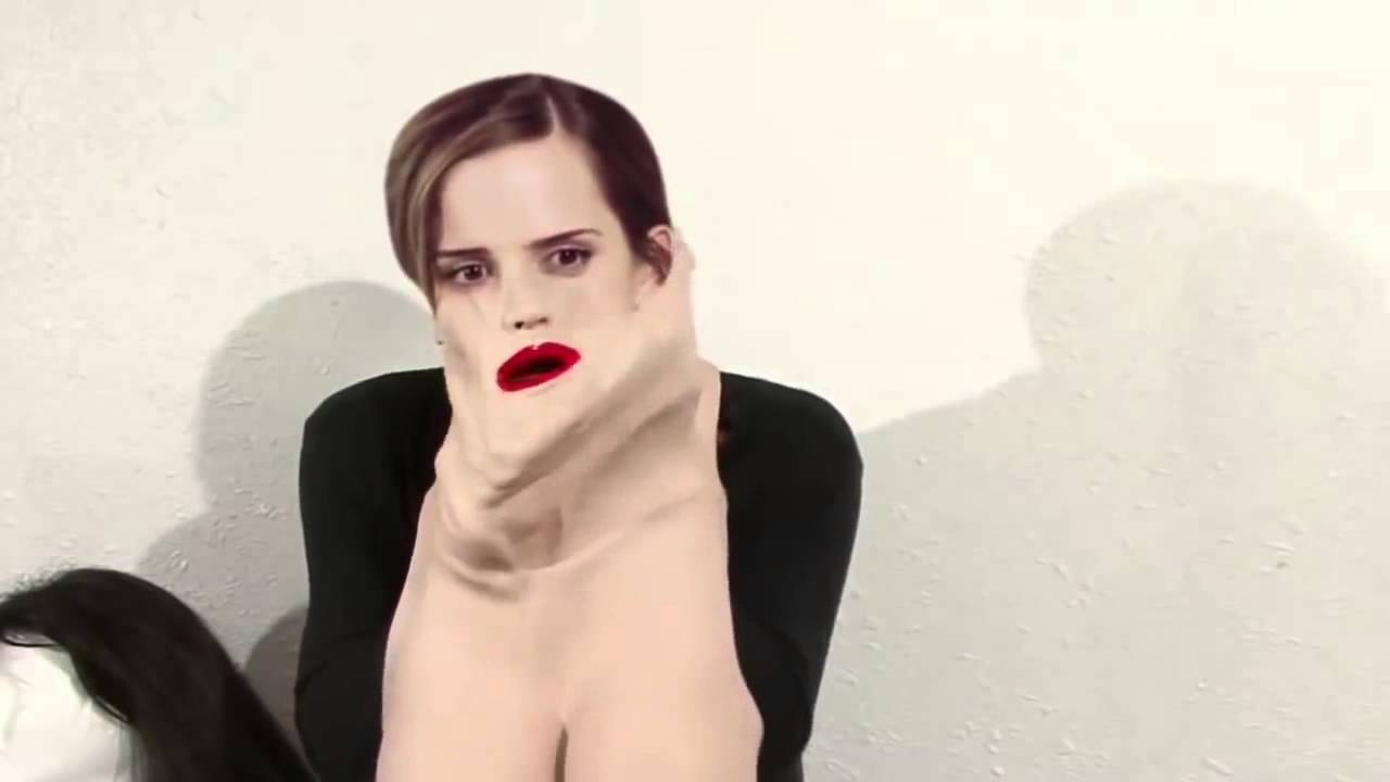 Emma Watson Rubber Mask Youtube