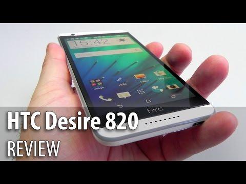 HTC Desire 820 Review în Limba Română (Phablet Midrange Accesibil) - Mobilissimo.ro
