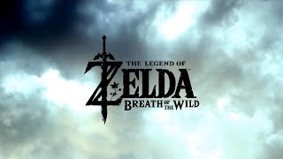 Relaxing Zelda Breath of the Wild Music + Rain Sounds