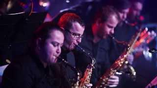 Silent Night - Big Band Dobczyce - live in Rotunda, Kraków 20.01.2013