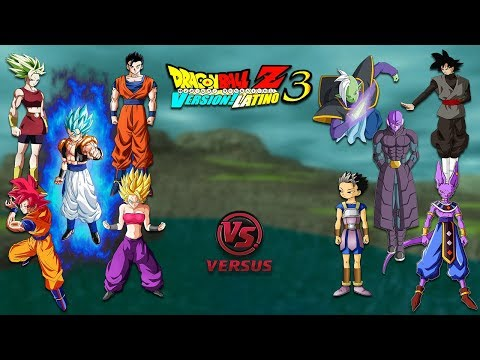 NUEVA ISO: ¡FUSION PIPE GAME-DBZ BT4! [P. 38] - Dragon Ball