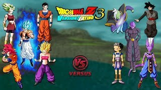 NUEVA ISO: ¡FUSION PIPE GAME-DBZ BT4! [P. 38] - Dragon Ball Z Budokai Tenkaichi 3 Version Latino