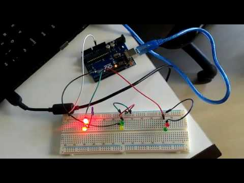 Arduino İlk Ders Proje Örneği