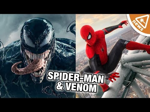 """Kevin Feige Confirms a Spider-Man/Venom Crossover Is """"Likely""""! (Nerdist News w/ Amy Vorpahl)"""
