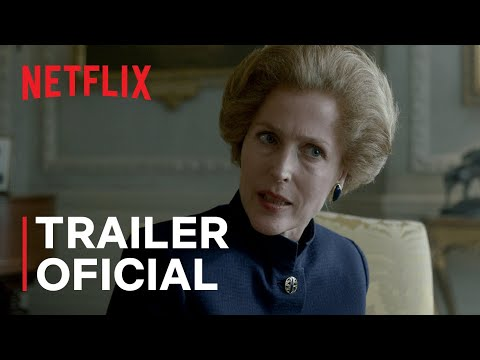 The Crown – Temporada 4 | Trailer oficial | Netflix
