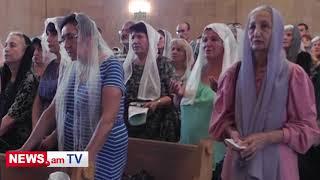 Հայ Առաքելական եկեղեցին նշում է Խաչվերաց տոնը