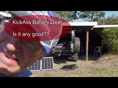 KickAss Battery Gear  Is It Any Good