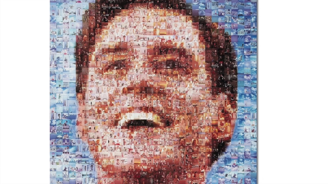 Apply the Truman Show Poster Effect to a Photo in 5 Mins | TurboMosaic