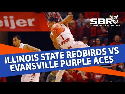 Free Picks | Illinois St Redbirds vs Evansville Purple Aces | College Basketball Betting Preview