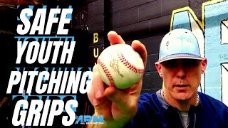 Safe And Effective Piтch Grips For Youth Pitchers Ages 9 - 14