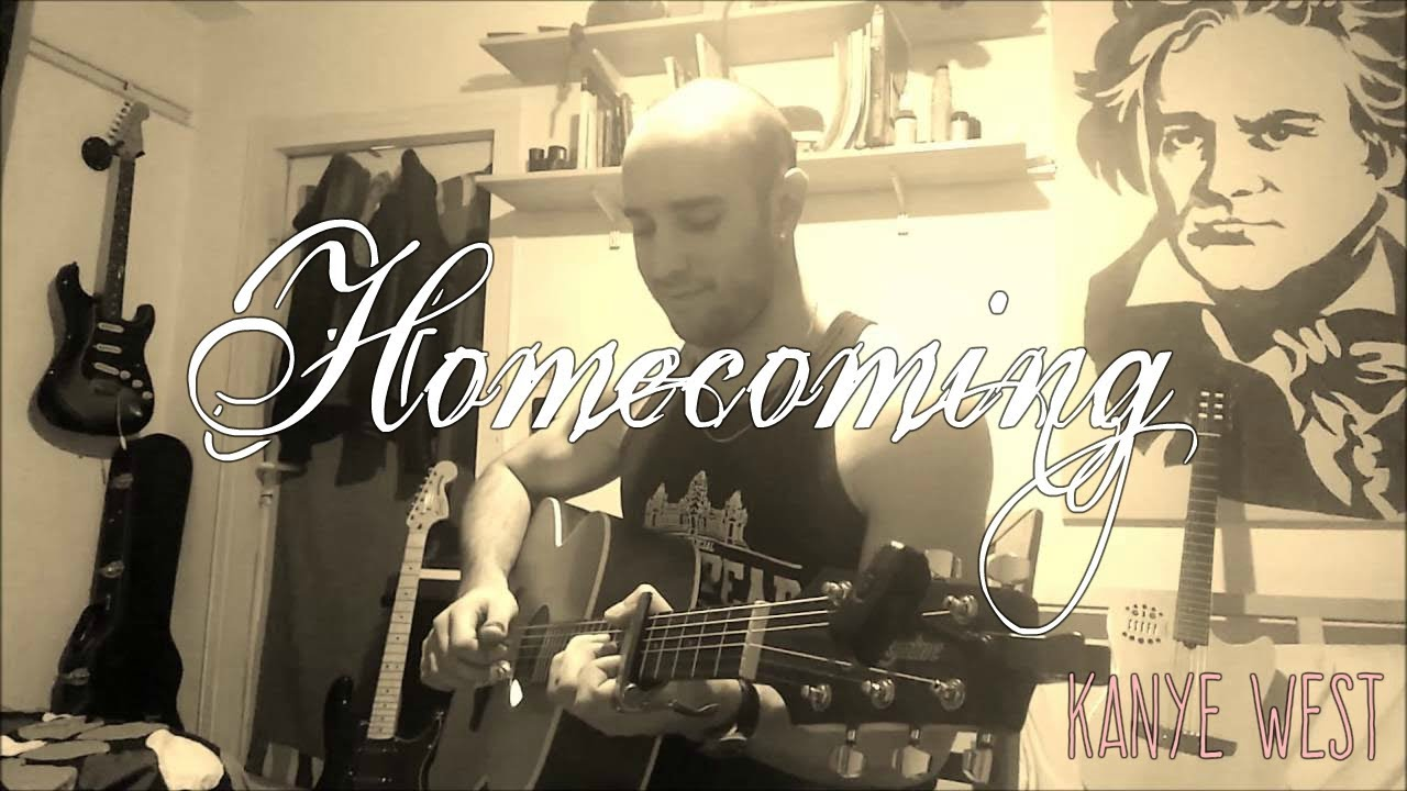 kanye-west-homecoming-fingerstyle-guitar-cover-yuval-grumer