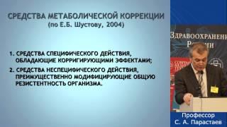 Левокарнитин в спорте, д.м.н. С.А. Парастаев