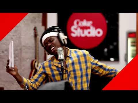 Rayvanny kutoka Bongo Ndani ya COKE STUDIO AFRICA wiki.
