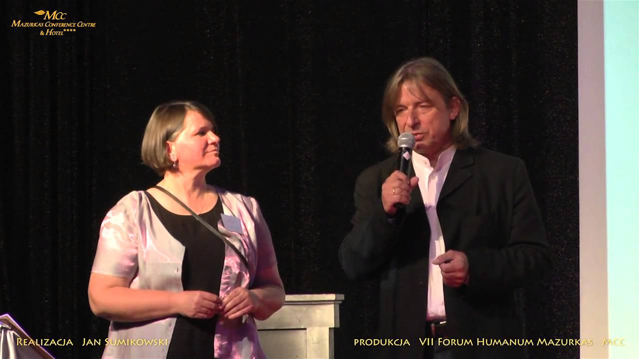 VII Forum Humanum Mazurkas - Gość Specjalny - Jacek Maślankiewicz