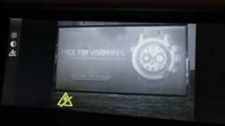 Jaeger-LeCoultre - Das Plakat, das nur mit einem Nachtsichtgerät sichtbar wird