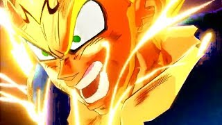 NEW Dragon Ball Z Kakarot Dub - Majin Vegeta Final Explosion Cutscene Gameplay (HD)