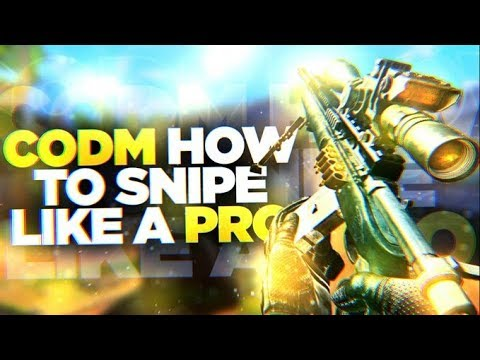 TOP 5 TIPS TO BE THE BEST SNIPER!!!!