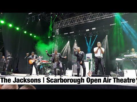 THE JACKSONS 50TH ANNIVERSARY TOUR | SCARBOROUGH