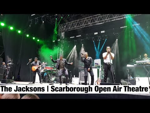 THE JACKSONS 50TH ANNIVERSARY TOUR | SCARBOROUGH