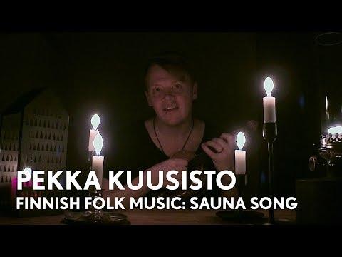 Finnish Folk Music - Pekka Kuusisto Home Video - December 2017