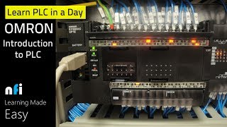 Omron PLC E-Learning Lesson- Introduction to PLC