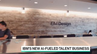 How IBM Is Improving the Workplace Through AI
