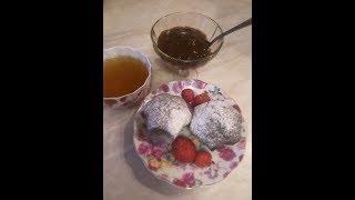 Шоколадные кексы без молока и яиц за 20 минут!!!